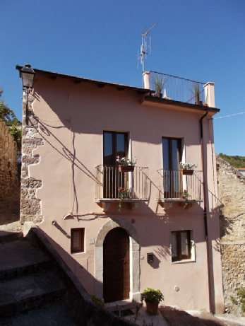 Casa Rosa, Bugnara, Abruzzo, Italy, Villa with the lot!