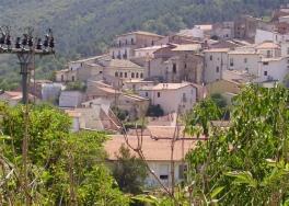 Bugnara village